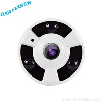 4 0MP FULL HD IP P2P Fisheye Camera