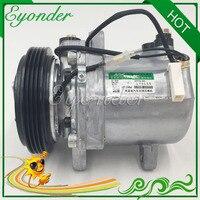 A/C AC Compressor de Ar Condicionado Bomba De Refrigeração PV4 para SUZUKI ESTEEM EG 1.3 i 1.6 i 95200-77GA1 95200-70CG0 95201-70CM0