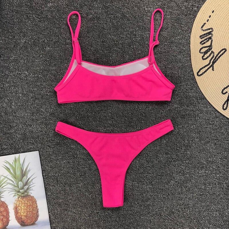 HTB1gR6QaEY1gK0jSZFCq6AwqXXam Sexy bikinis 2019 mujer Brazilian Bikini push up Bathing Suit swimwear women Swimsuit Female biquini swim suit Tankini biquine