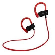 Новая гарнитура спорта гарнитура Bluetooth беспроводные наушники 4.1 Беспроводная bluetooth-гарнитура бег бинауральные гарнитуры висит ухо