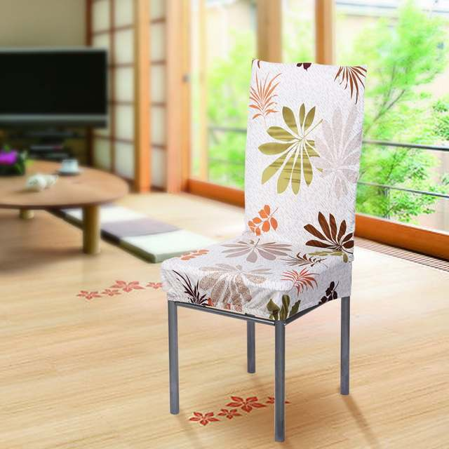 Chair Seat Covers Kids Barber Online Shop Cover Dining Polyester Spandex Placeholder For Wedding Party Decoration Removable Stretch Elastic Slipcover