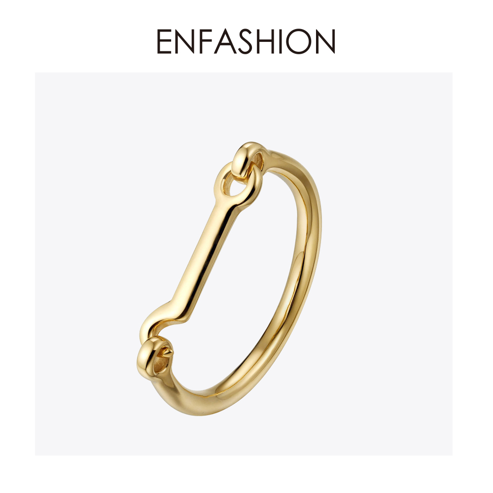 Fashion punk hooked cuff bracelet rose gold color stainless steel bangles bracelets for women bangles jewelry wholesale