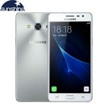 Original Samsung Galaxy J3 Pro J3110 4G LTE Mobile phone Snapdragon 410 Quad Core  Phone Dual SIM 5.0″ 8.0MP NFC Smartphone