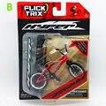 Nuevo Estilo M11 Asalto Finger Flick Trix Bmx bicicleta Stents de Aleación Diecast Níquel Profesional Dedo de La Bicicleta de La Novedad Mini Juguetes