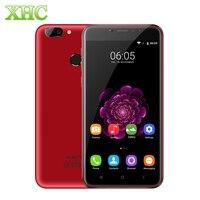 Gốc OUKITEL U20 Cộng Với LTE 4 Gam Kép Rear 13MP RAM 2 GB ROM 16 GB 5.5 '' FHD Android 6.0 MTK6737T Quad Core 3300 mAh Điện Thoại Thông Minh