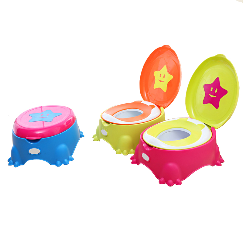 Portable Children Kids Baby Toilet Warm Potty Chair Baby Training Toilet For Children