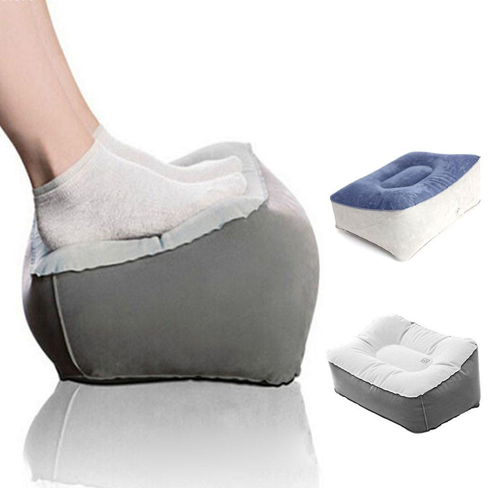 creative pvc aerated foot pillow foot warmer winter feet warmer