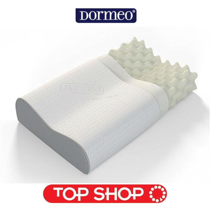 Anatomic Pillow Dormeo Silver Ion Contour Comfort Sleep