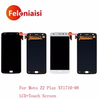 5 5 For Motorola Moto Z2 Play XT1710 XT1710 01 07 08 10 Full Lcd Display