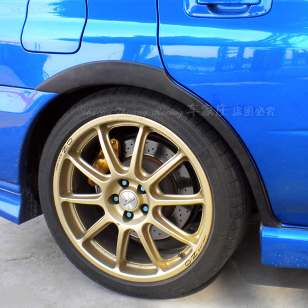 MATE BIRDS Subaru WRX STI Car Logo Front And Rear standard I