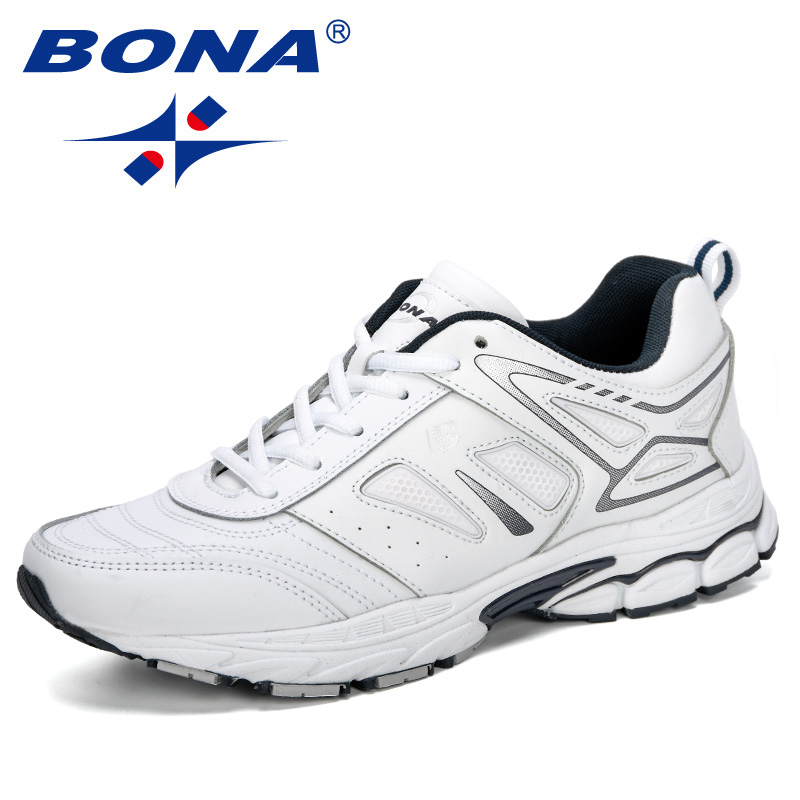 BONA 2019 New Korean Version Trend Men s Shoes Wild Sports Casual Shoes Men s Breathable