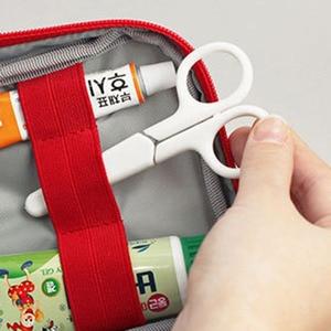 Image 5 - Portable Camping First Aid Kit Emergency Medical Bag Waterproof Car kits bag Outdoor Travel Survival kit Empty bag Househld