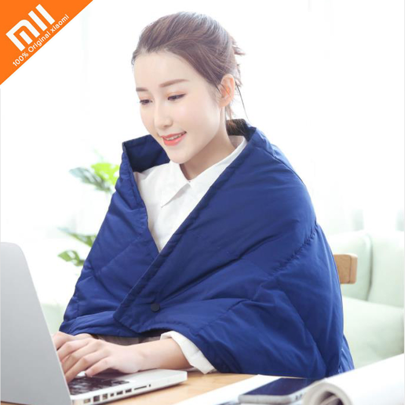 Original Xiaomi PMA Graphene Multifunctional Heating Blanket Washable Warm Vest Light Belt Fast Warm Anti Scald