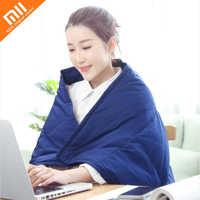 Original Xiaomi PMA Graphene Multifunctional Heating Blanket Washable Warm Vest Light Belt Fast Warm Anti Scald for Women Office
