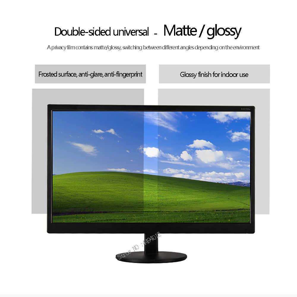 17.3 inch (382mm * 215mm) Riêng Tư Lọc Chống chói cho màn hình bảo vệ bộ phim dành cho Notebook 16:9 Laptop Máy Tính Laptop Da