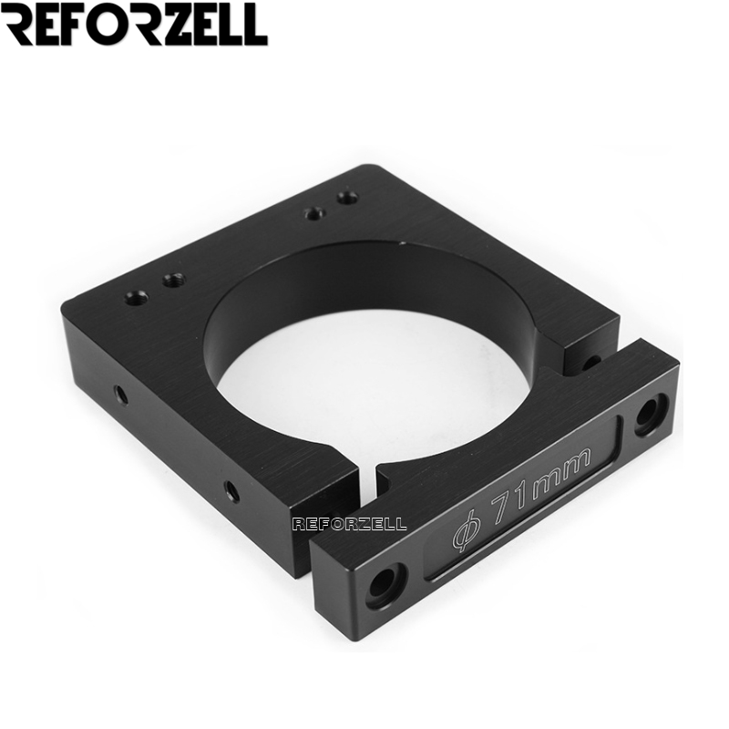 High Quality Strong Router/Spindle Mount Diameter 52mm 65mm  71mm 80mm For Workbee OX CNC Router Machine