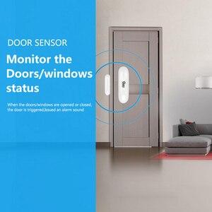 Image 2 - NEO COOLCAM NAS DS01Z Z wave Sensore Porta/Finestra del Sensore di Sistema Compatibile con Z wave 300 serie e 500 serie di Home Automation