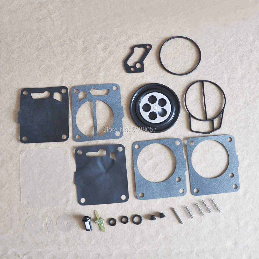 Carburetor Carb Rebuild Kit for Mikuni Yamaha Super Jet SJ
