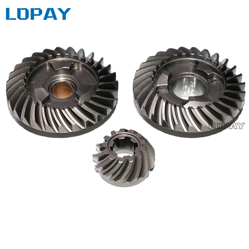 63V-45551-00 Pinion 6E7-45571 Reverse 6E7-45560-01 Forward Gear for Yamaha F15