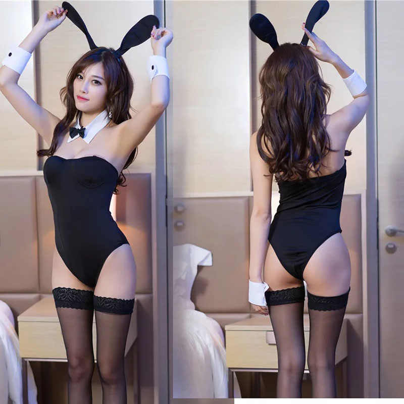 Cannot be! most sexy bunny korean not