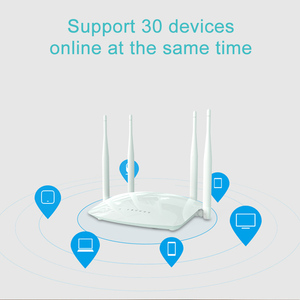 Image 3 - Cioswi wifi router wireless repeater mit Externe antenne high speed rj45 300mbps wlan router wi fi access point mobile hotspot