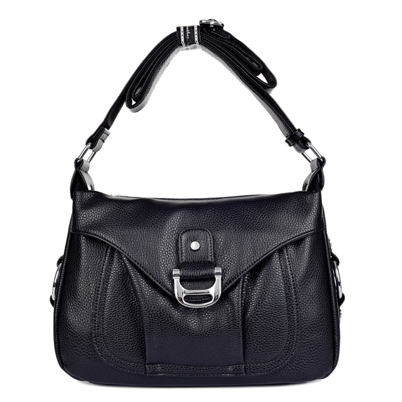 Fashion Lady Style Women Shoulder Bags Leather Ladies Bags Women Handbags Casual Crossbody Bags Female Totes Bag Bolsa Femininas mantra dali 0091