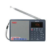 Free Shipping TECSUN ICR-110 FM/AM TF Card MP3 Player Recorder Radio ICR110 (upgrade version of ICR-100)