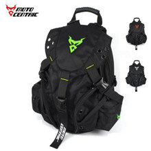 MOTOCENTRIC Motorcycle Bag Waterproof Motorbike Backpack Helmet Luggage Moto Tank Racing