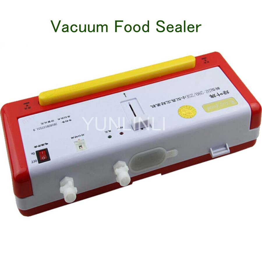 Scelleur sous vide alimentaire scelleur sous vide Machine d'emballage Machine DZ-2SE