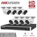ᐂHikvision NVR DS-7608NI-K2/8 P 8CH 8 POE + 4 шт. Hikvision ...