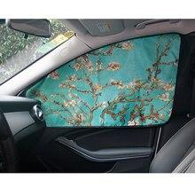 Magnetic Car Window Shade