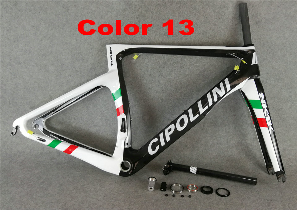 13 Cipollini NK1K 3K Di2 Carbon Bike Frame