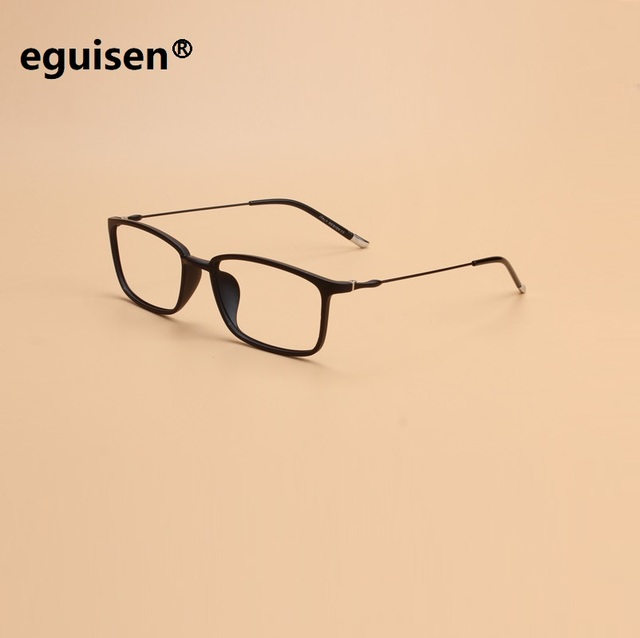 c50c722006d width-135 New plastic steel myopia eyeglasses frames men women small face  art RETRO academy