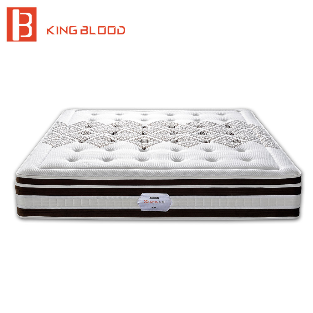 Manufacture Comfort Memory Foam Mattress for
