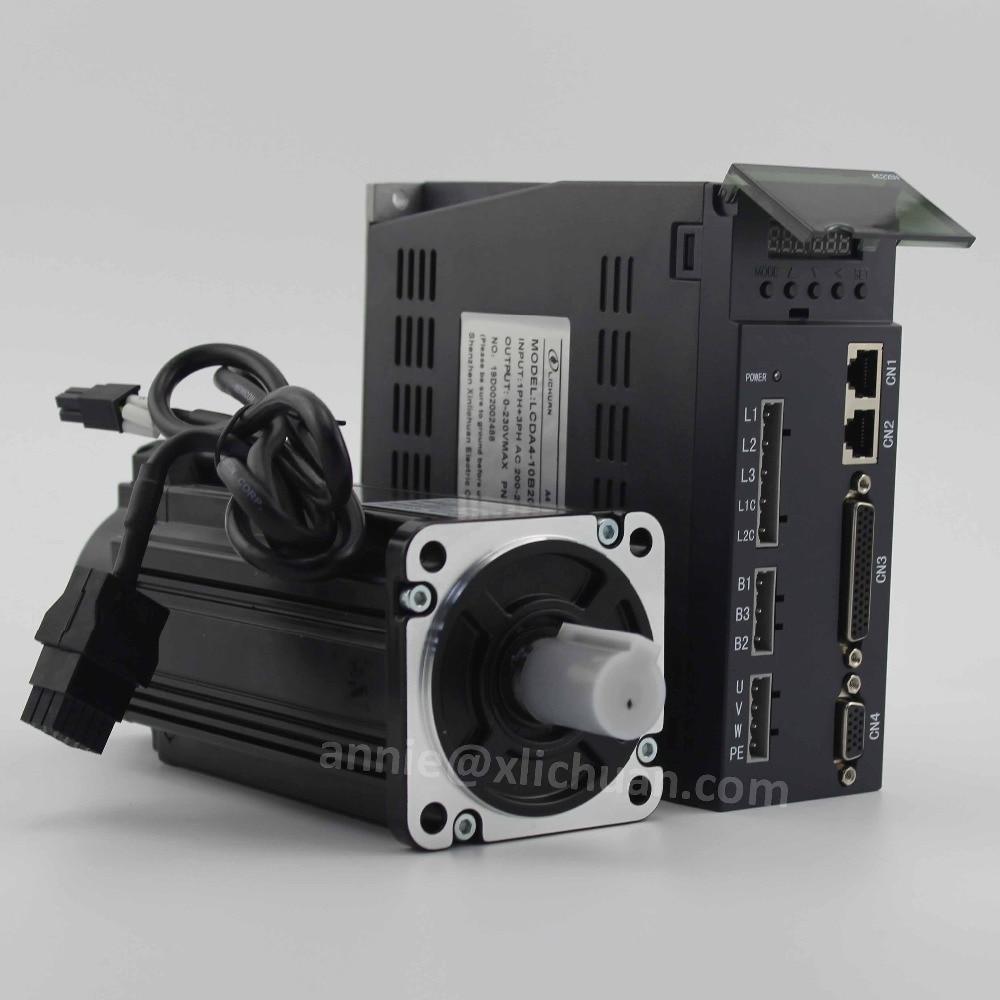 HTB1gRHMelCw3KVjSZFlq6AJkFXan - Lichuan 1kw servo motor 80ST-M04025 4Nm 2500rpm with servo driver kit +Gearbox PLF80 12:1 to 70:1