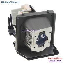 Бесплатная доставка 310 7578/725 10089 проектор лампа с корпусом