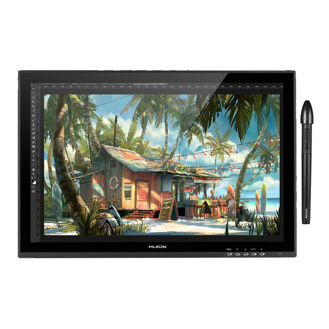 HUION GT190 DRIVERS (2019)