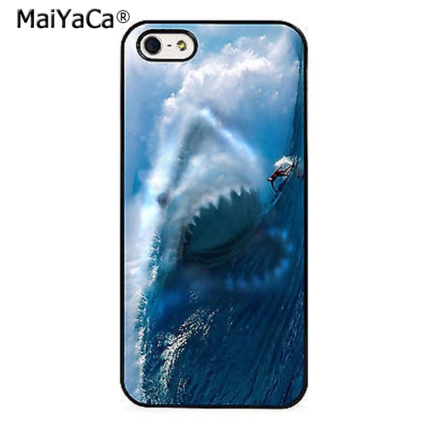 Shark Surfer iPhone 11 case