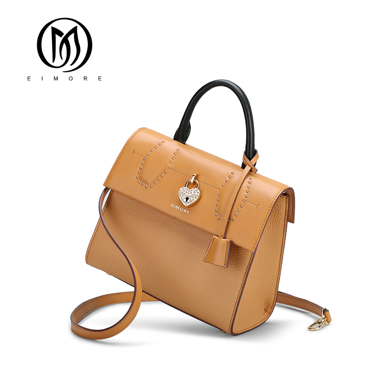dc04f24d908c ... Feedback Questions about EIMORE 2018 New Women Bag Genuine Leather Women  Messenger bag Luxury Designer Female Fashion Shoulder bags Real Leather  Handbag ...