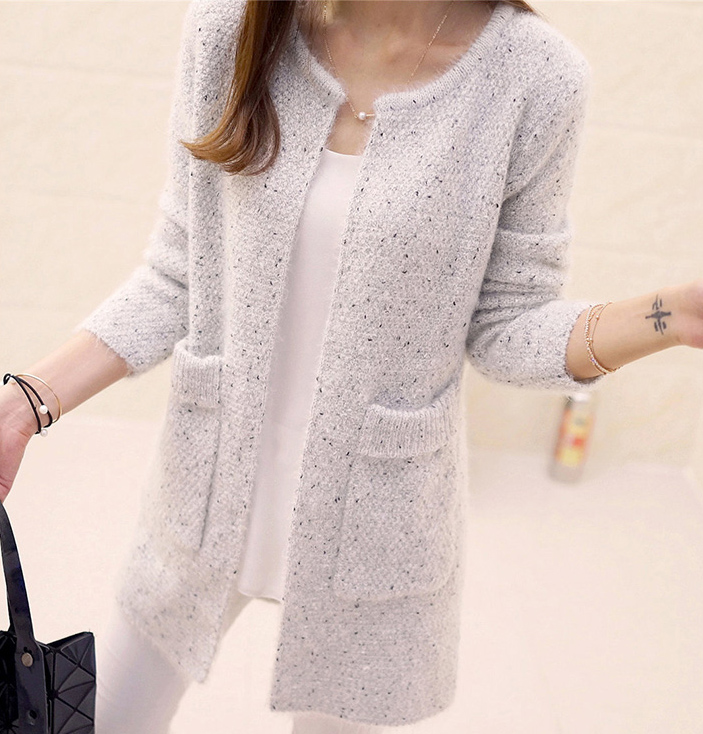 Spring And Autumn Women Sweater Outerwear 2015 Korean Sweater ...