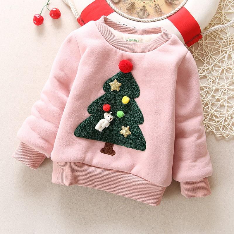 BibiCola-Winter-Children-Kids-Boys-Girls-Christmas-Sweater-baby-Plus-Velvet-Thick-Sweatshirts-Girls-Christmas-tree