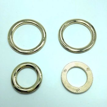 Large Round Eyelets Grommets,Round Grommets inner 1 1/2 inch(38mm)