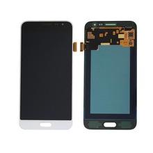 100% NUEVO LCD Para Samsung Galaxy J3 J320 J320A J320F J320M J320FN 2016 Pantalla LCD de Pantalla Táctil Digitalizador Envío libre