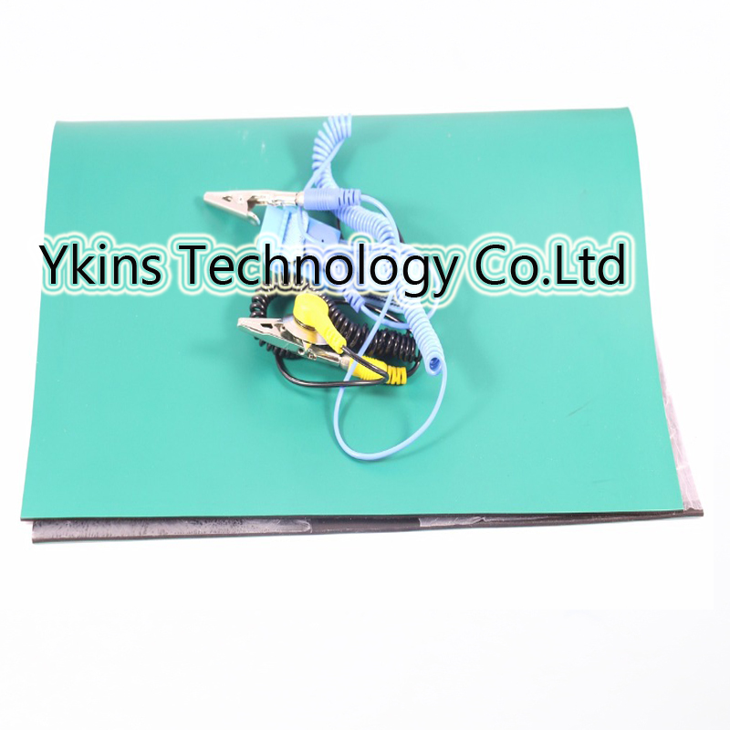 Free Shipping 200*100*2.0mm Anti-static Mat For Mobile Computer Repair Antistatic Blanket,esd Mat