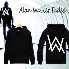 KÜHLE Hiphop Männer Hoodies Musik DJ Divine Comedy Alan Walker verblasst Mantel der Gleichen Absatz Sweatshirts Jacke