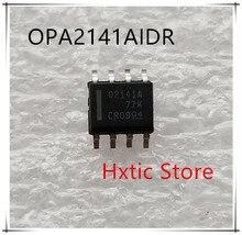 NEW  10PCS/LOT OPA2141AIDR OPA2141AID OPA2141A OPA2141 02141A O2141A SOP-8 IC
