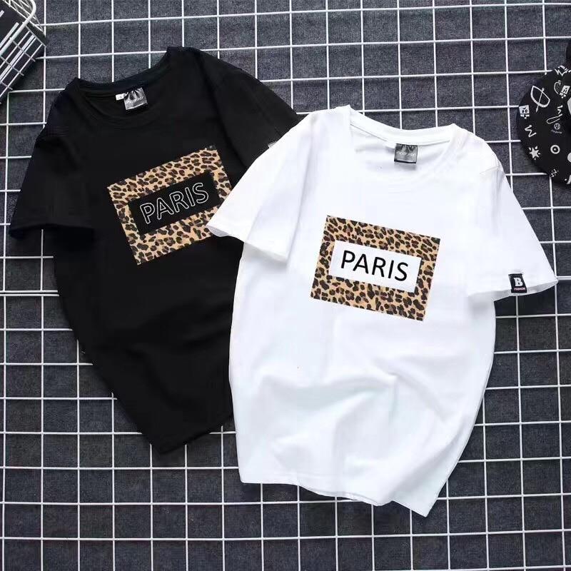 129905965b1f59 WSFS T Shirt Women Summer Short Sleeves Tee Shirts Tops Harajuku Leopard Print  Tshirt 65% Cotton Ulzzang T-shirt Women Plus Size ~ Best Seller July 2019