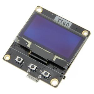 Image 3 - LILYGO®TTGO إلى ESP8266 OLED SH1106 1.3 بوصة محطة الطقس واي فاي وحدة النيزك