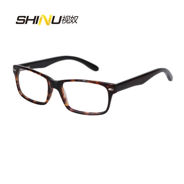 5e28e8bd6d placeholder 1.61 CR39 UV400 & Blue Light Protección de Lentes de Resina  Gafas de Lectura Antifatiga Gafas