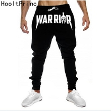 2017 Men full sportswear Pants Casual Elastic cotton Mens Fitness Workout Pants skinny Sweatpants Trousers Jogger Pants